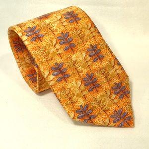 Zegna silk tie. Italy